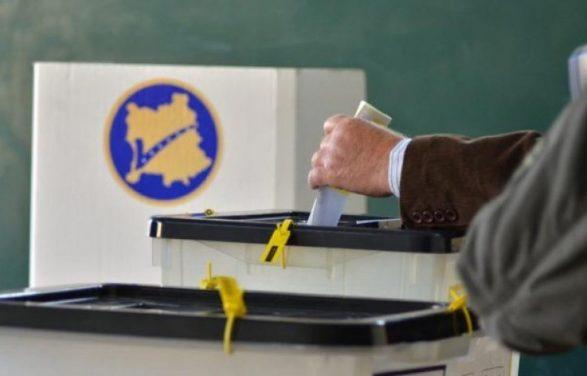 Ja rezultati final i zgjedhjeve në Kosovë